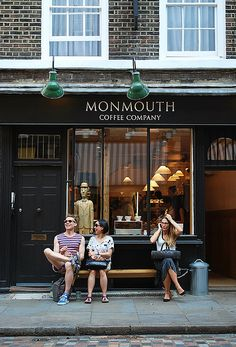 Monmouth Coffee Company | Covent Garden, London