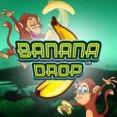 Join the fun - play Banana Drop only on 18bet.com Online Casino Games, Casino Bonus, Join, Banana, Drop, Play, Bananas, Fanny Pack