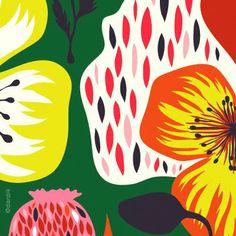 Image Via: Orange You Lucky  #Prints #Patterns