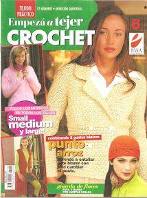Empezá a Tejer Crochet 6-2007 - Evia - Alejandra Tejedora - Picasa Web Albums