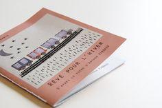 Rêvé pour l'hiver livret d'illustrations sur le poème de Rimbaud http://www.atelier-etcetera.com