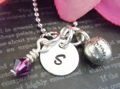 Personalized NecklaceHand Stamped by StampedOneOfAKind on Etsy, $23.99