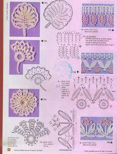 Tags : rose crochet decor decoration passions motif motifs crochet crochet.bloguez.com