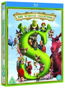 Buy Shrek Boxset - 2018 Artwork Refresh from Zavvi, the home of pop culture. Take advantage of great prices on Blu-ray, merchandise, games, clothing and more! Shrek, Mike Mitchell, Chris Miller, John Lithgow, Princess Fiona, Eddie Murphy, Blu Ray, Fairy Tales, Entertaining