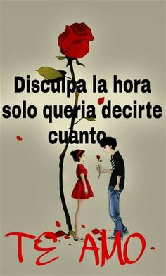Yo te amo mucho💓💓💓 To my wife 😍 Frases Love, Qoutes About Love, Amor Quotes, Life Quotes, Love In Spanish, Ex Amor, Distance Love, Love Phrases, Romantic Love Quotes