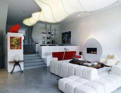 Bloom House in Los Angeles, CA by Greg Lynn Form