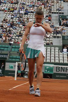 Simone Halep Roland Garros 2017