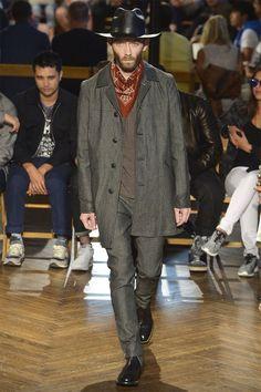 Male Fashion Trends: N. Hollywood Spring/Summer 2014 - New York Fashion Week #MBFW #NYFW