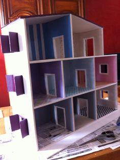 Diy tutoriel maison playmobil 5 diy tutoriels pour - Construire une maison playmobil ...
