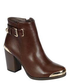 Brown Apollo Ankle Boot