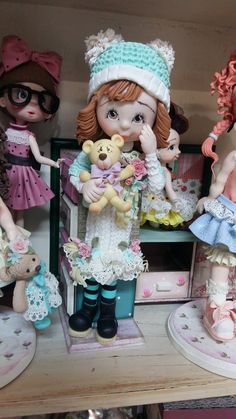 Dolls Lulu atelierlulumendoza@hotmail.com