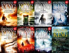 Stephen King - La Torre Nera (Serie Completa)