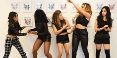 When someone starts scrolling through the photos on your phone. | 17 More Fifth Harmony Reaction GIFs