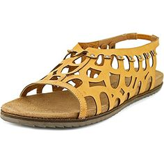 1740c5ab4e7950 Coconuts by Matisse Womens Swan Huarache Sandal Tan 7 M US   See this  awesome image