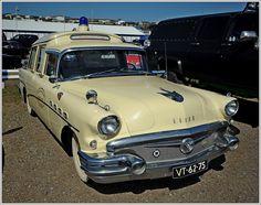 1956 Buick Roadmaster Ambulance