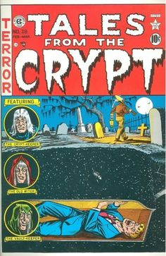 Tales from The Crypt 28