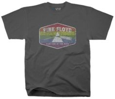 OFFICIAL LICENSED DIVISION BELL DRIP T SHIRT STEPHEN FISHWICK PINK FLOYD