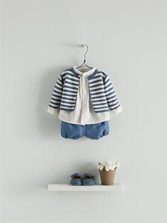 NANOS SHOP ONLINE. Baby / Conjunto / 100323