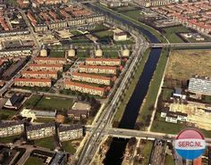 Luchtfoto's Amersfoort (jaartal: 1980 tot 1990) - Foto's SERC