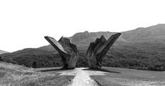 """The Actual History Behind Yugoslavia's """"Spomenik"""" Monuments