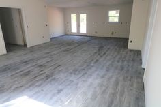 How can you not love concrete wood? No moisture issues like you have with laminate or hardwood. Endless color combinations to coordinate with your style! Seal Concrete Floor, Concrete Overlay, Concrete Wood, Epoxy Floor, Concrete Design, Stained Concrete, Concrete Floors, Hardwood Floors, Decorative Concrete