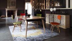 Roche Bobois - LIETO Dining table and sideboard design Roberto ...