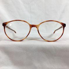 829b8bd88a9 Tortoise Shell Hornrim RX Eyeglasses Frames 50 18 135 Round Modern Accent