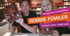 Robbie Fowler in Trondheim. Trondheim, Festivals, Broadway Shows, Events, Shopping, Concerts, Festival Party