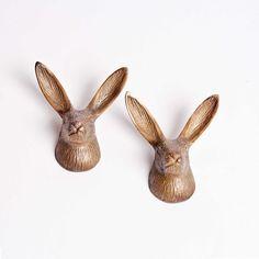 Bunny Wall Hooks