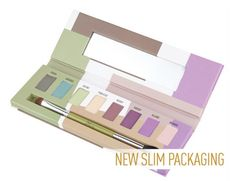 Sigma Beauty FLARE Palette, products, Sigma