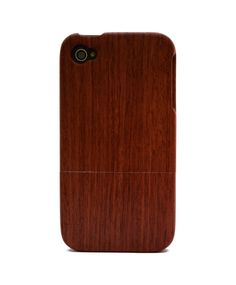 Plain Rosewood iPhone5/5s Wood Case