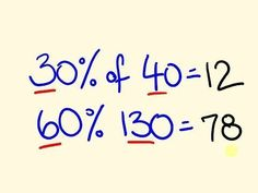 Percentage Trick Solve precentages mentally percentages made easy with the c is part of Cool math tricks - Percentage Trick Solve precentages mentally percentages made easy with the c Easy mentally Percentage percentages precentages Math For Kids, Fun Math, Math Activities, Kids Fun, Cool Math Tricks, Maths Tricks, Math Hacks, Math Tips, Easy Tricks