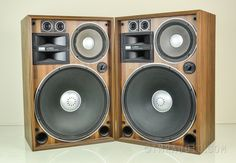 Sansui SP-X9000 Vintage Stereo Speakers | The Music Room