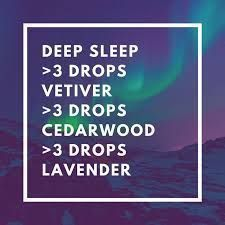 Image result for deep sleep essential oil blend #aromatherapysleepblends #aromatherapysleepmasks