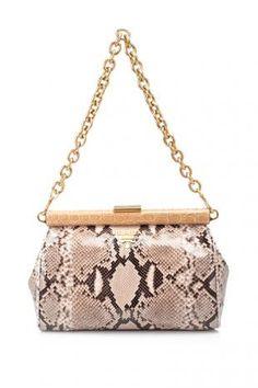 inspired prada handbags - Prada - Pitone Lucido Python Doc Bag (because why not? ... don\u0026#39;t ...