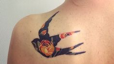 22 Unique Flower Tattoo Designs That Are Anything But Garden Variety | Bustle
