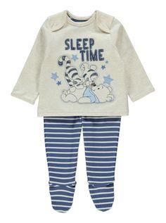 Disney Tigger Pyjamas Tigger Asda And Pyjamas