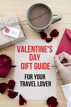 Is your someone special a world traveler? You know they'll be thrilled to receive something that will enhance their travel or just make their day a little bit more special. Check out these items that we have personally tried. #ValentinesDay #TravelGiftIdeas #ValentineTravelIdeas