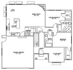 House Plan chp-24565 at COOLhouseplans.com
