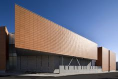 Sport and Fitness Center for Disabled People / Baldinger Architectural Studio