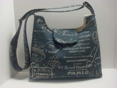 The city bag by richie416 on Etsy, $56.00