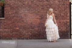 KATIE, THE BRIDE | NEW YORK CITY BRIDAL PHOTOGRAPHER {Everest Road Photography}