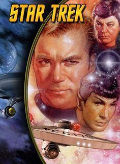 Star Trek poster, t-shirt, mouse pad Star Trek Ring, Star Trek V, Star Trek 1966, Star Trek Original Series, Star Trek Series, Star Trek Season 1, Star Trek Posters, Star Trek Captains, Star Trek Beyond