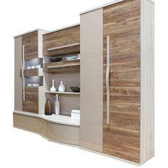 Wardrobe Design Bedroom, Bedroom Decor, Tv Unit, Teak Wood, New Room, Wood Furniture, Tall Cabinet Storage, Family Room, Shelves