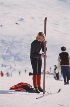 slim aarons ski