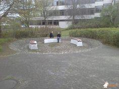 Boombank DeLuxe Ovaal bij Anne-Frank-Realschule in Laichingen