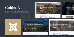 GoldenA - Single Property Joomla Template ⠀ GoldenA is right fit for Single Property & Real Estate Agency for Renting or Selling your Apartment, House, Villa, Farm House and Raw House. This Joomla Template packed with everything you need... ⠀ # #apartment #apartmentbooking #apartmentcomplex #apartmentrental #apartmenttemplate #bookingtemplate #cmsthemes #joomla #pagebuilder #properties #propertydevelopment #propertymanagement #propertyrental #propertytemplate #singleproperty #templaza # Property Real Estate, Real Estate Agency, Joomla Templates, Apartment Complexes, Property Development, Rental Apartments, Property Management, Renting, Villa