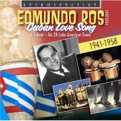 Edmundo Ros - Cuban Love Song, Red