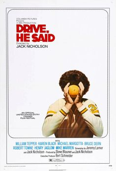 Jack Nicholson's directorial debut is almost too much a relic of the late 60's, far more so than Easy Rider, but it's still got some powerful performances.  Also wangs as far as the eye can see.  3/5