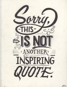 Some Inspiring Words Lettering By Eduardo Viramontes